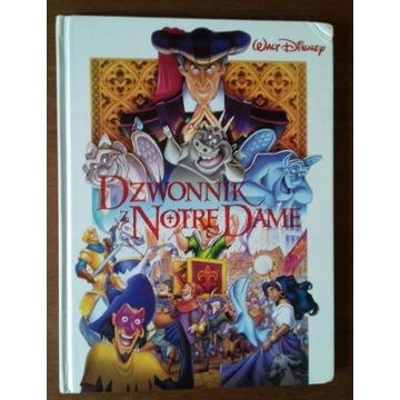 Dzwonnik z Notre Dame Disney Świat Książki 1996