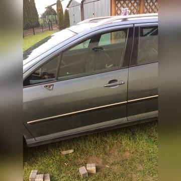 Peugeot 407 SW drzwi kierowcy przód lewe EZWD