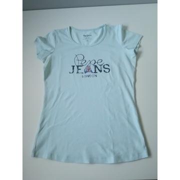 Super t-shirt damska Pepe Jeans roz. XS