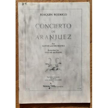 J. Rodrigo / Concierto de Aranjuez (xero)