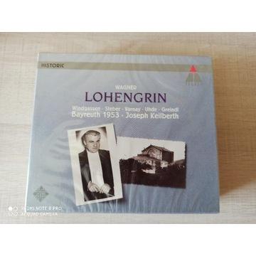 WAGNER Lohengrin Keilberth Teldec Folia Okazja