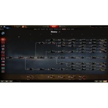 Konto World Of Tanks 2258 Wn8 Chieftain, 907,  279