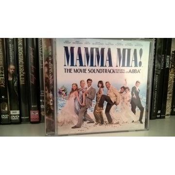 Mamma Mia! Movie Soundtrack The Songs Of ABBA CD