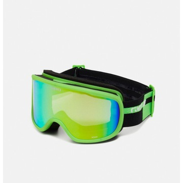 GIRO gogle narciarskie ROAM - green NEW!!
