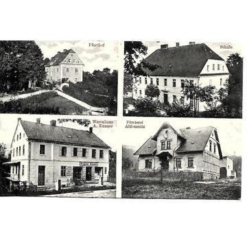 Stara Łomnica, (Altlomnitz), 1914 rok.