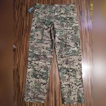 Spodnie BDU Multicam MFH