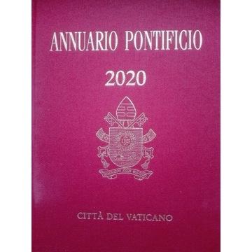 Annuario Pontificio 2020