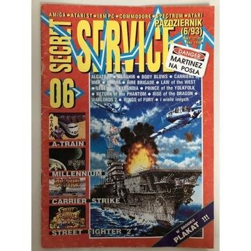 Secret Service numer 06 październik (6/93)