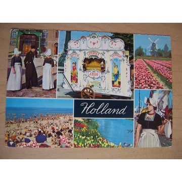 Holandia Bunnik 1956
