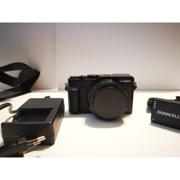 Lumix LX100 - 2x bateria + torba GWARANCJA