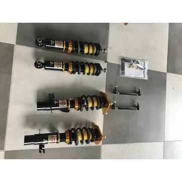 Zawieszenie gwintowane Mini Cooper R50/R53 Yellow