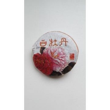 Biała herbata Bai Mu Dan 2020r.