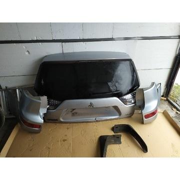 Nadwozie Mitsubishi Outlander 2