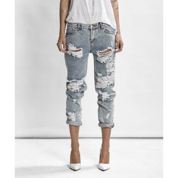 One Teaspoon jeansy awesome baggies rozmiar 25 S