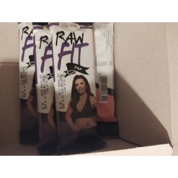 Baton raw fit zdrowa przekąska bez cukru