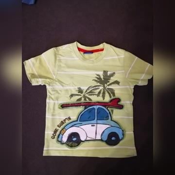 T-shirt bawełniany Cherokee w rozmiarze 9898