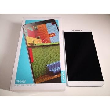 """LENOVO PHAB telefon LTE dual SIM tablet duży 6,98"""""""