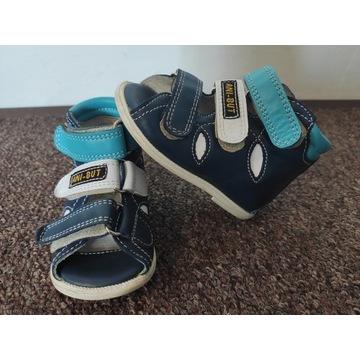 Ani-But Sandały buty zdrowotne profilaktyczne 18