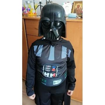 Strój karnawałowy 134 lord Vader