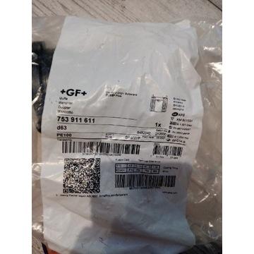 Mufa elektrooporowa SDR11 d63 +GF+