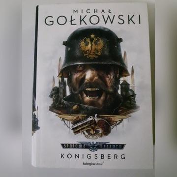 Michał Gołkowski - Stalowe Szczury: Königsberg