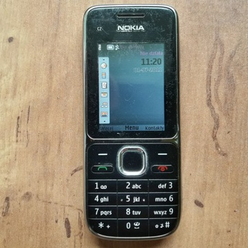 Nokia C2-01 używana sprawna ładowarka BCM