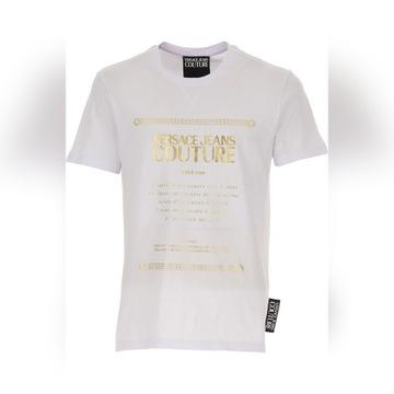 Versace oryginalna koszulka męska w rozmiarze L
