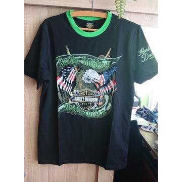 Harley Davidson t-shirt L nowa
