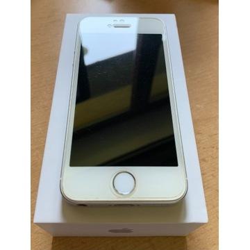 iPhone SE srebrny 16GB