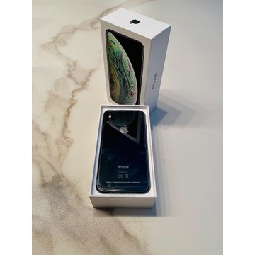 IPHONE XS 64 GB NOWY SPACE GREY APPLE