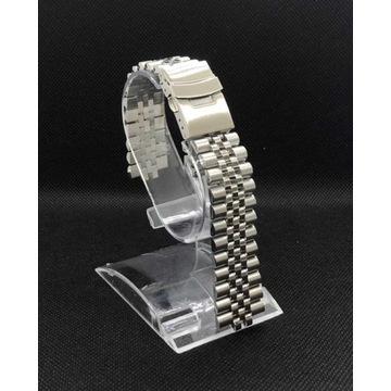 Bransoleta do zegarka 20 mm Jubilee