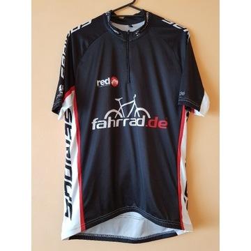 Koszulka t-shirt sportowe na rower M.