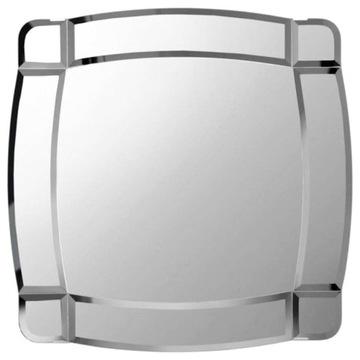 Nowe piękne lustro Ikea Bjoa 70x70