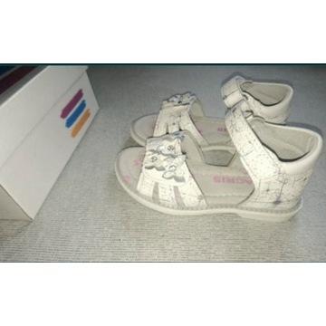 Sandały sandałki dziewczęce dla dziewczynki