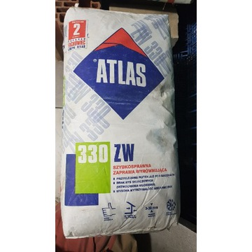 Zaprawa wyrównująca ZW 330 ATLAS