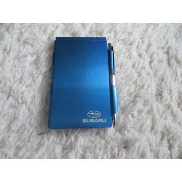 Notes Subaru