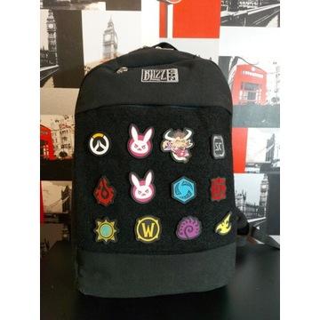 Plecak Blizzard - Blizzcon 2017, Badge Starter Kit