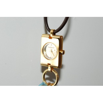 Zegarek Damski Naszyjnik Cacharel CP3504FR Gold
