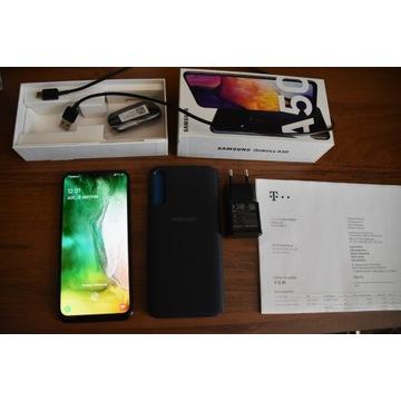 Samsung Galaxy A50-zestaw+oryginale etui