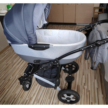 Wózek 2w1 Camarelo Carera