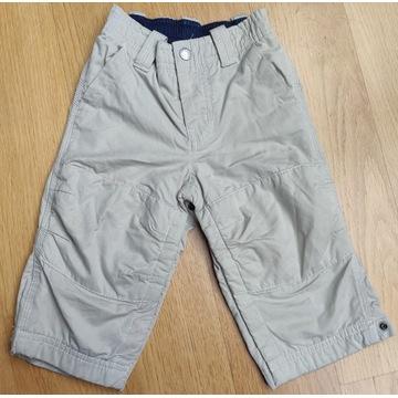 Spodnie ocieplane, GAP Baby, 12-18 miesięcy