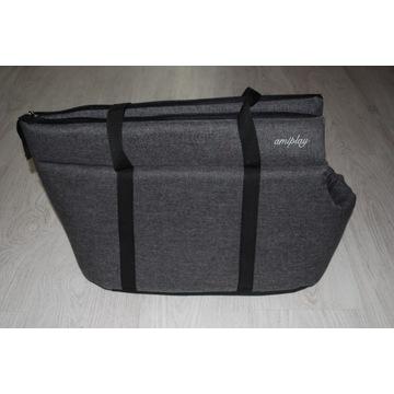 Amiplay torba transportowa, nosidło dla psa L