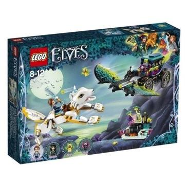 Lego Elves 41195 Pojedynek Emily i Noctury UNIKAT!