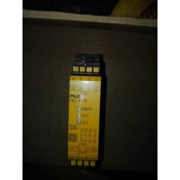 Przekaźnik bezpieczeństwa PILZ PNOZ X2.7P C 24VACD