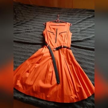 sukienka monnari 38