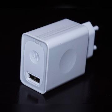 Oryginalna ładowarka sieciowa USB 2A Motorola