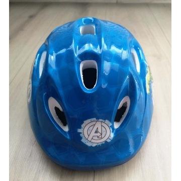 Kask dziecięcy Avangers Iron Man, Thor, Hulk
