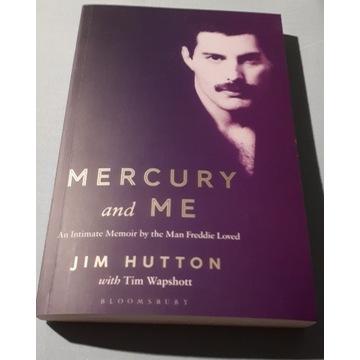 MERCURY AND ME Jim Hutton freddie queen biografia