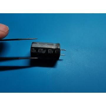 Kondensator 63V 470uF