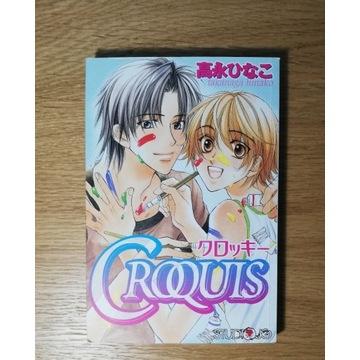Croquis - Manga